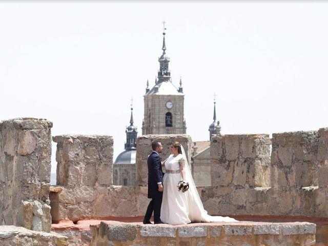 La boda de Manuel y Cristina en Los Yebenes, Toledo 31