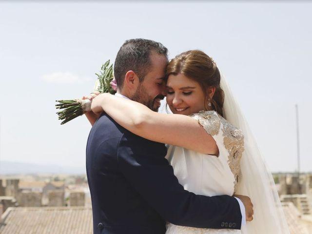 La boda de Manuel y Cristina en Los Yebenes, Toledo 33