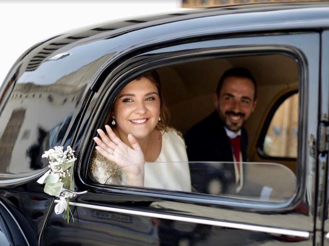 La boda de Manuel y Cristina en Los Yebenes, Toledo 37