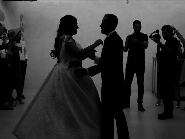 La boda de Manuel y Cristina en Los Yebenes, Toledo 61