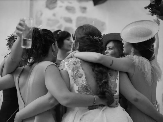 La boda de Manuel y Cristina en Los Yebenes, Toledo 63