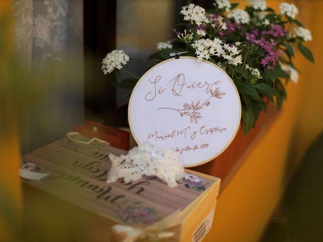 La boda de Manuel y Cristina en Los Yebenes, Toledo 3