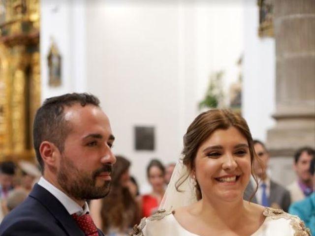 La boda de Manuel y Cristina en Los Yebenes, Toledo 23