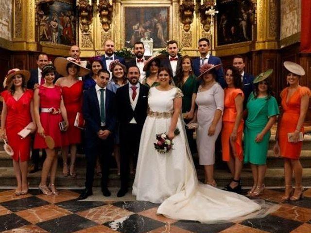 La boda de Manuel y Cristina en Los Yebenes, Toledo 25