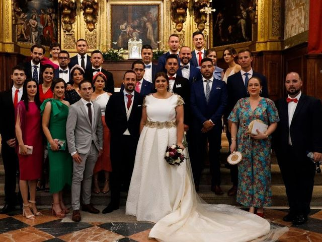 La boda de Manuel y Cristina en Los Yebenes, Toledo 26