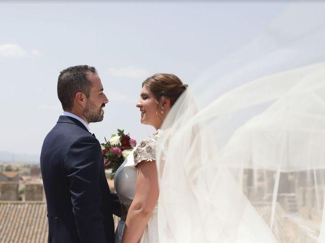 La boda de Manuel y Cristina en Los Yebenes, Toledo 32