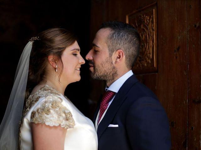 La boda de Manuel y Cristina en Los Yebenes, Toledo 34