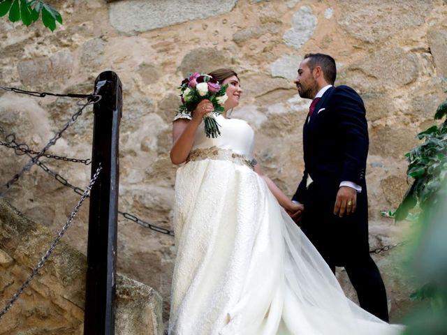 La boda de Manuel y Cristina en Los Yebenes, Toledo 36