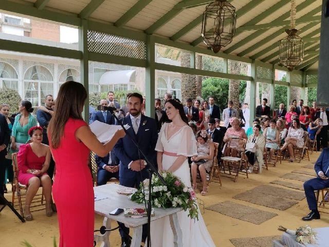 La boda de Alessandro y Silvia en Sevilla, Sevilla 3