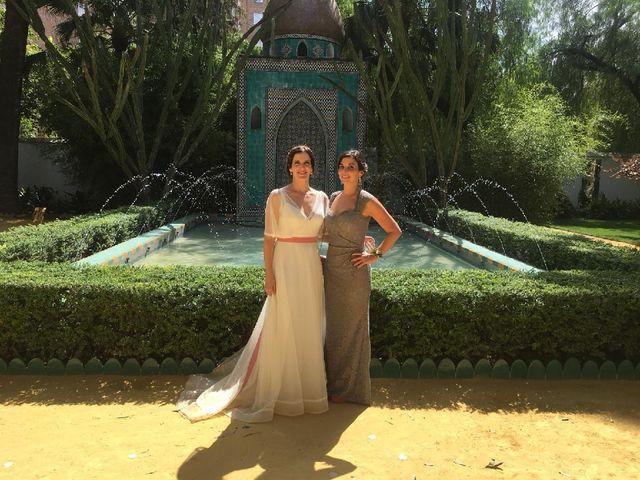 La boda de Alessandro y Silvia en Sevilla, Sevilla 5