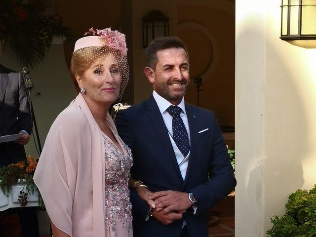 La boda de Luis y Marta  en Castellar De La Frontera, Cádiz 3