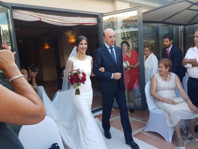La boda de Luis y Marta  en Castellar De La Frontera, Cádiz 5