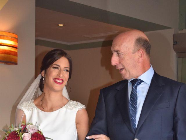 La boda de Luis y Marta  en Castellar De La Frontera, Cádiz 10