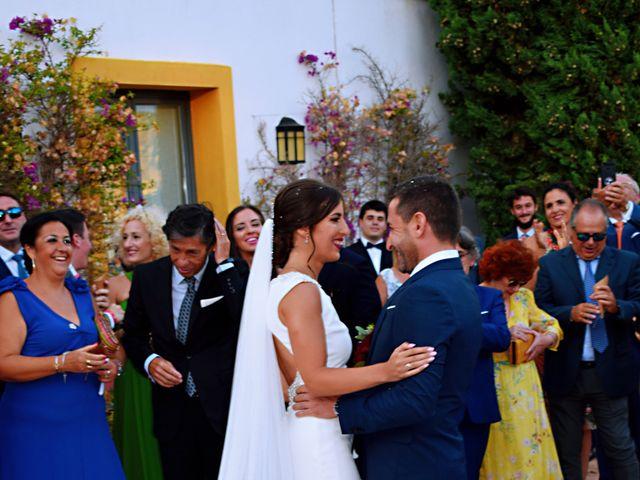 La boda de Luis y Marta  en Castellar De La Frontera, Cádiz 13