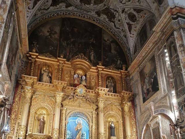 La boda de Jesús y Sandra en Sevilla, Sevilla 5