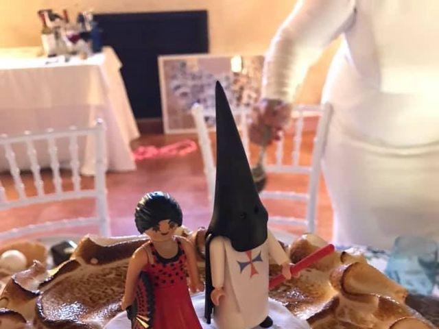 La boda de Jesús y Sandra en Sevilla, Sevilla 16