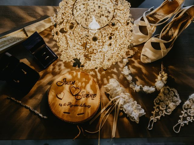 La boda de Juan y Jennifer en Toledo, Toledo 19