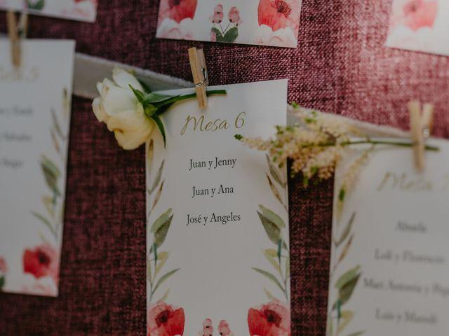 La boda de Juan y Jennifer en Toledo, Toledo 65