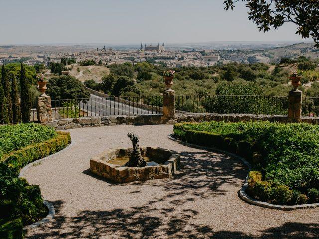 La boda de Juan y Jennifer en Toledo, Toledo 68