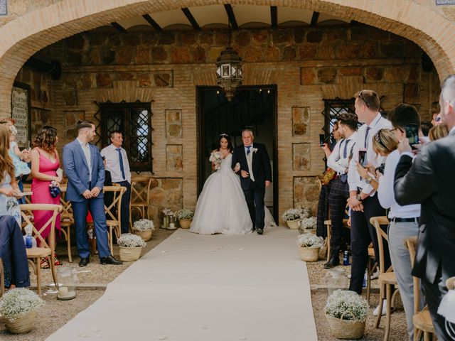 La boda de Juan y Jennifer en Toledo, Toledo 70