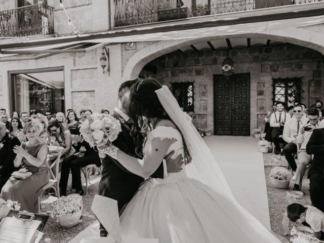 La boda de Juan y Jennifer en Toledo, Toledo 82