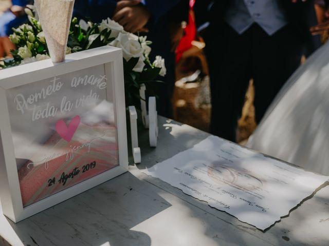 La boda de Juan y Jennifer en Toledo, Toledo 83