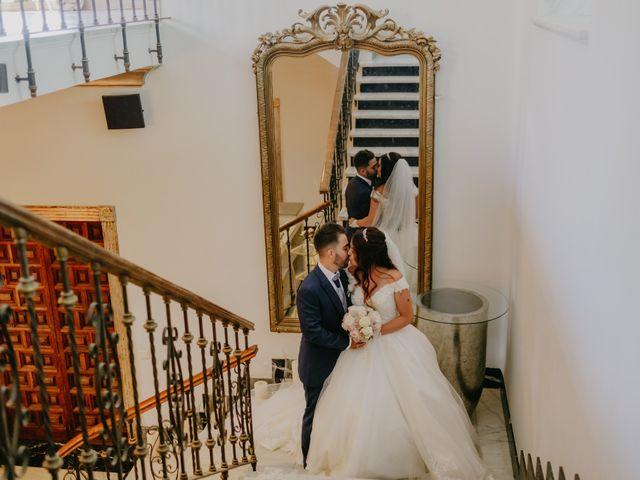 La boda de Juan y Jennifer en Toledo, Toledo 87