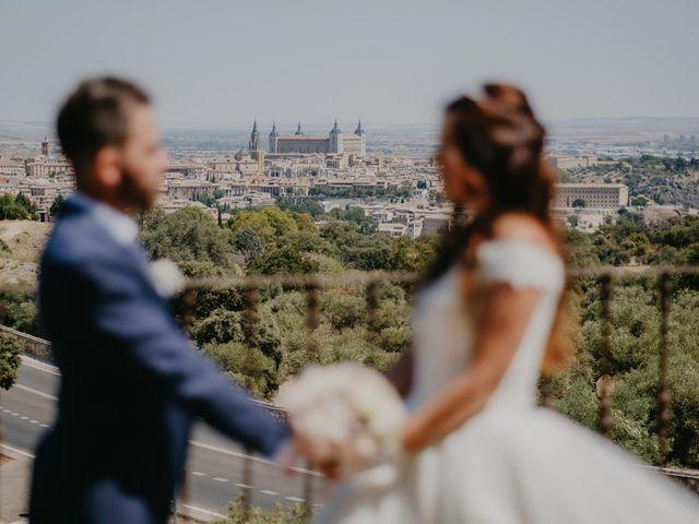 La boda de Juan y Jennifer en Toledo, Toledo 96