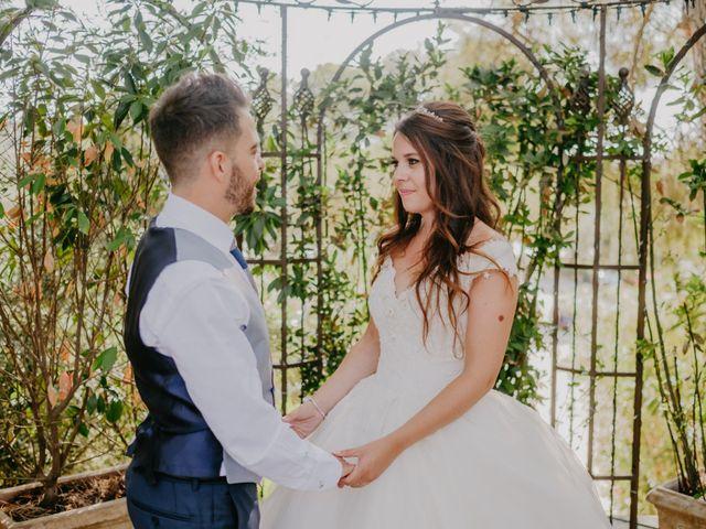 La boda de Juan y Jennifer en Toledo, Toledo 112