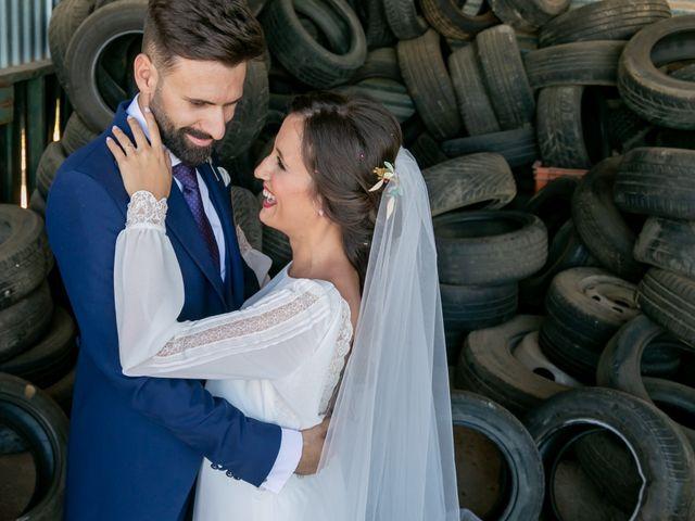 La boda de Francisco Antonio y Chari en Pilas, Sevilla 12
