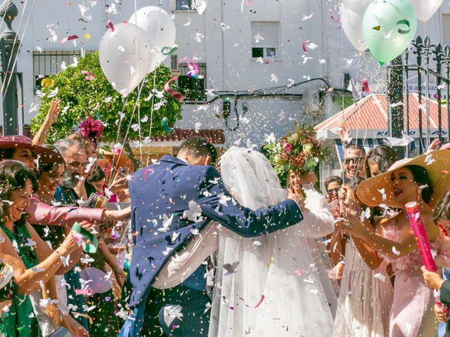 La boda de Francisco Antonio y Chari en Pilas, Sevilla 28