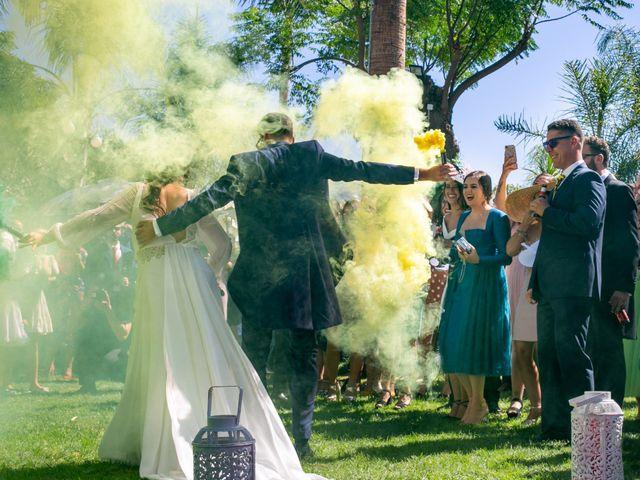 La boda de Francisco Antonio y Chari en Pilas, Sevilla 31