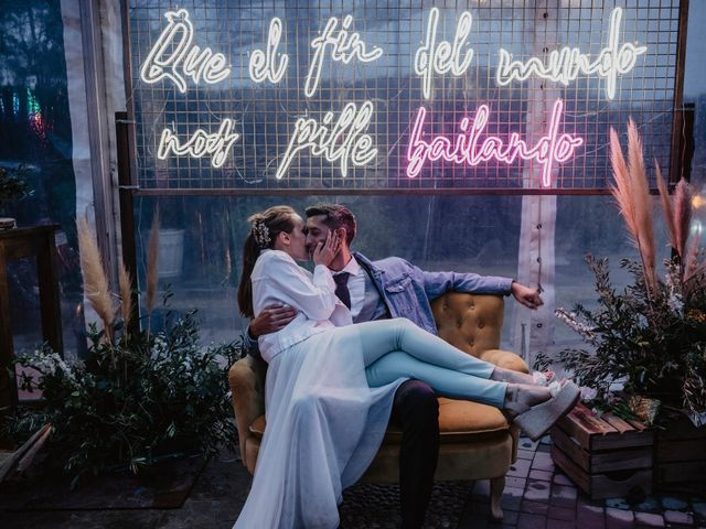 La boda de Fátima y Dani