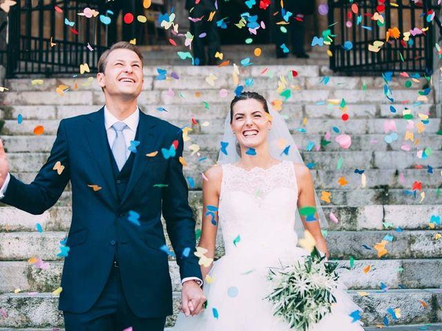 La boda de Rebeca y Charles