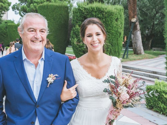 La boda de Javier y Claudia en Madrid, Madrid 1