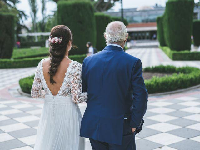 La boda de Javier y Claudia en Madrid, Madrid 2