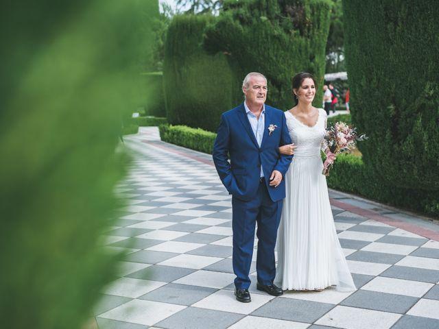 La boda de Javier y Claudia en Madrid, Madrid 3