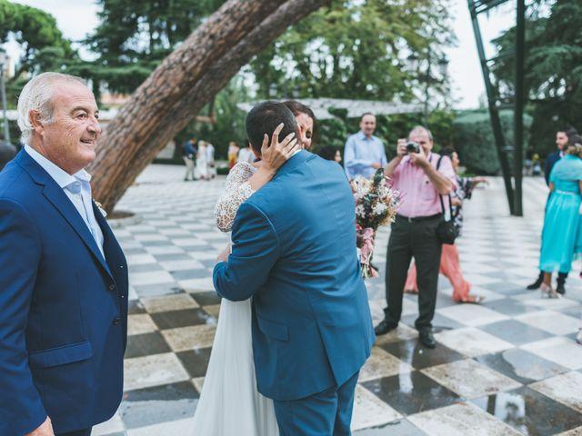 La boda de Javier y Claudia en Madrid, Madrid 4