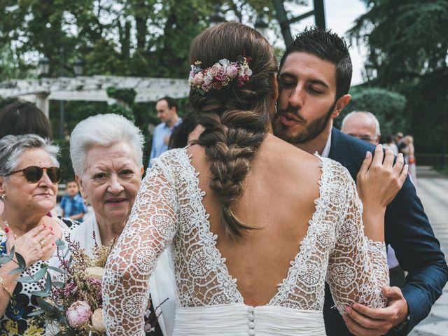 La boda de Javier y Claudia en Madrid, Madrid 6