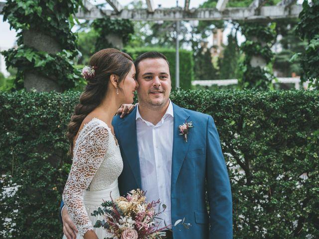 La boda de Javier y Claudia en Madrid, Madrid 8