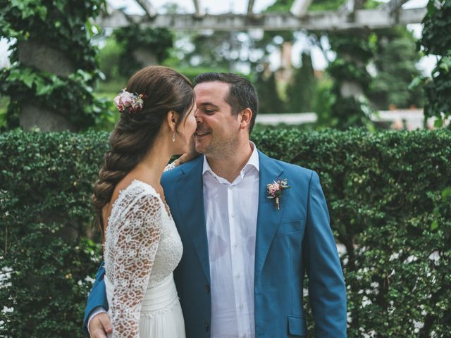 La boda de Javier y Claudia en Madrid, Madrid 9