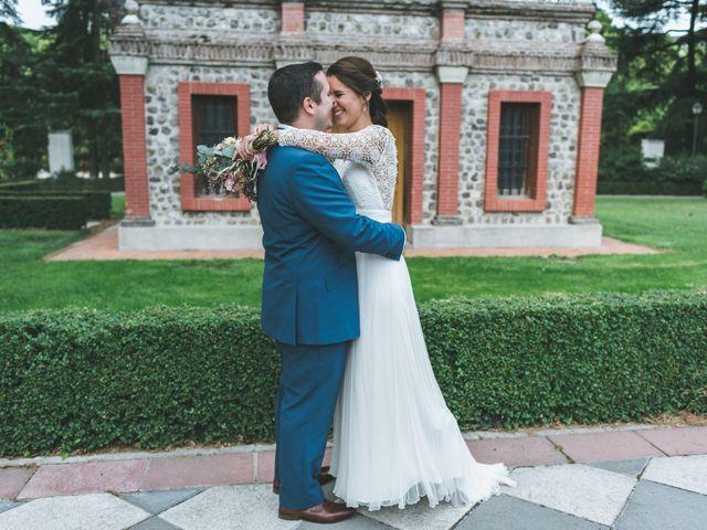 La boda de Javier y Claudia en Madrid, Madrid 14