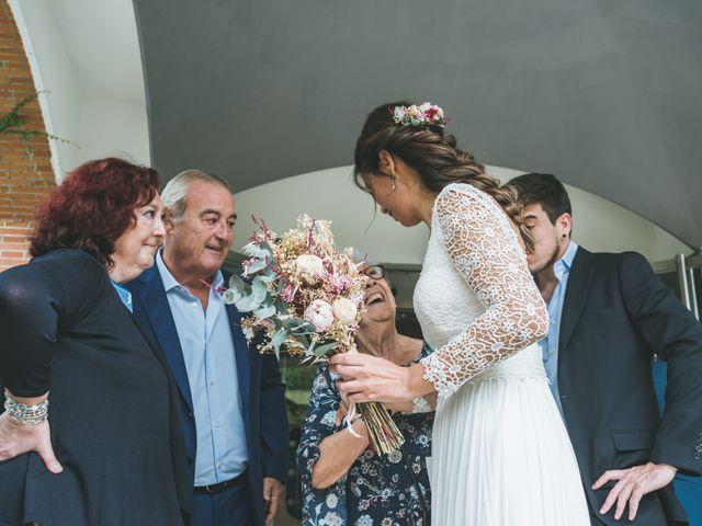 La boda de Javier y Claudia en Madrid, Madrid 18