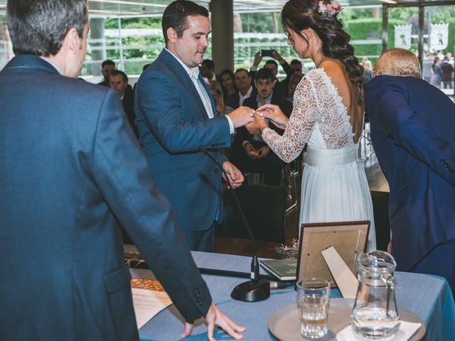 La boda de Javier y Claudia en Madrid, Madrid 25