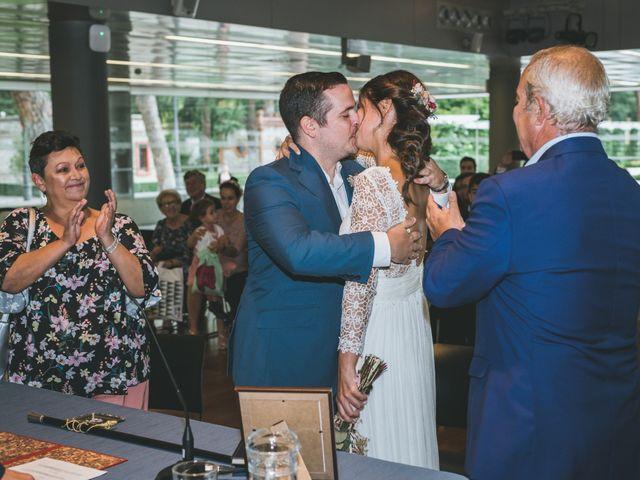 La boda de Javier y Claudia en Madrid, Madrid 26