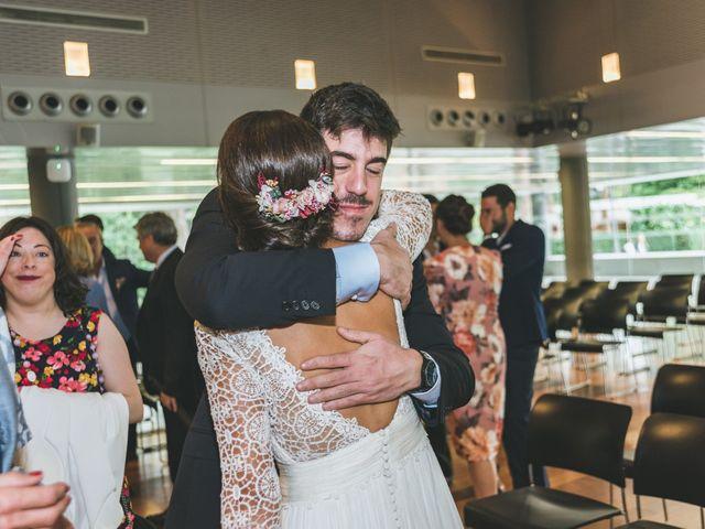 La boda de Javier y Claudia en Madrid, Madrid 34