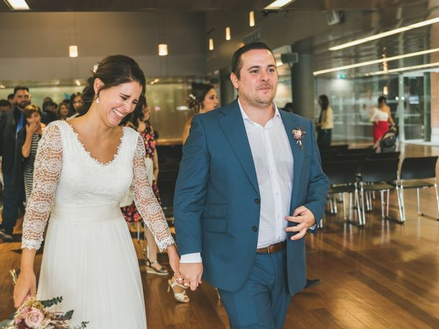 La boda de Javier y Claudia en Madrid, Madrid 35