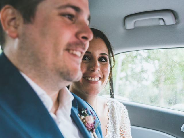La boda de Javier y Claudia en Madrid, Madrid 40