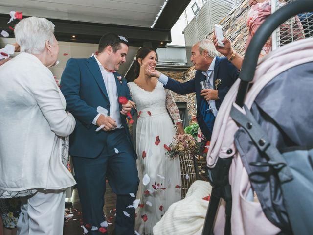 La boda de Javier y Claudia en Madrid, Madrid 58