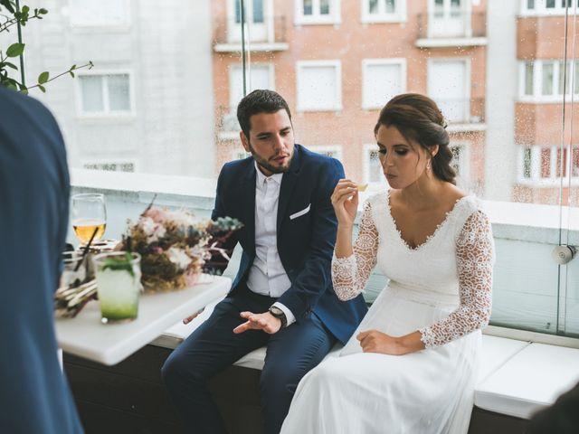 La boda de Javier y Claudia en Madrid, Madrid 72